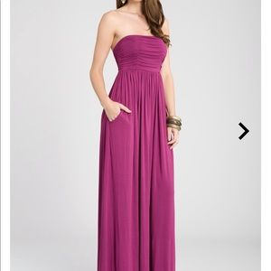 Guess by Marciano Delainee Strapless Maxi Dress